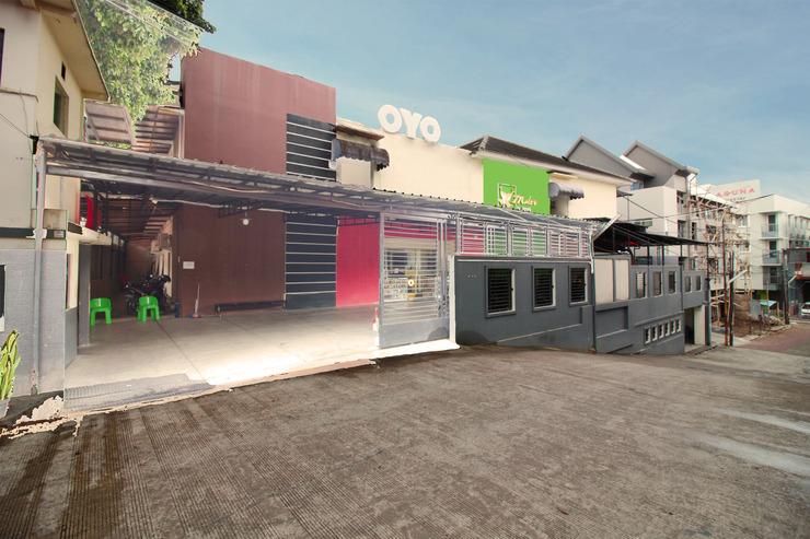 OYO 2385 Maleo Exclusive Residence 2 Bandung - Facade