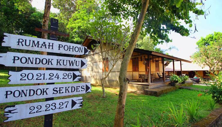 Resort Prima Sangkanhurip Kuningan - Bungalow Kuwu 1928