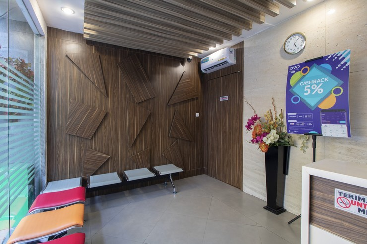 De Green Residence Jakarta - Lobi