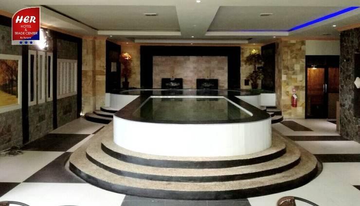 Her Hotel & Trade Center Balikpapan - Gym