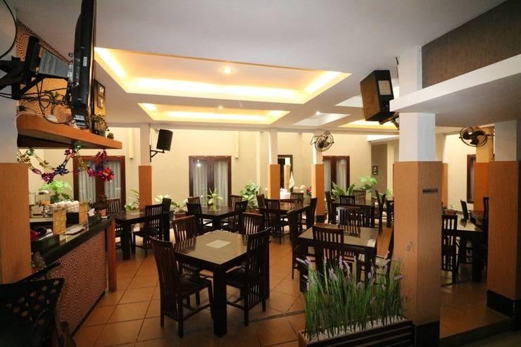 NIDA Rooms Airport Taman Siring Banjarbaru - Restoran