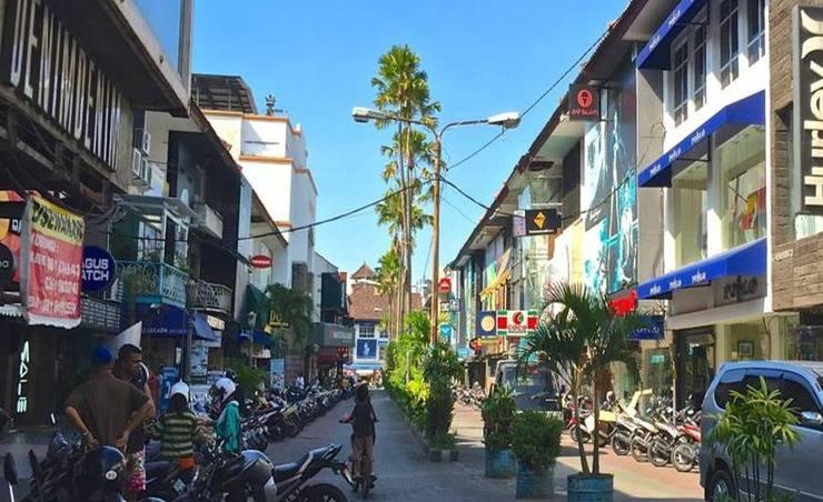 Kubu Carik Guest House Bali - Lingkungan Sekitar