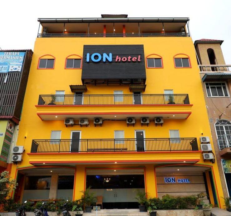 Ion Hotel Batam Batam - Facade