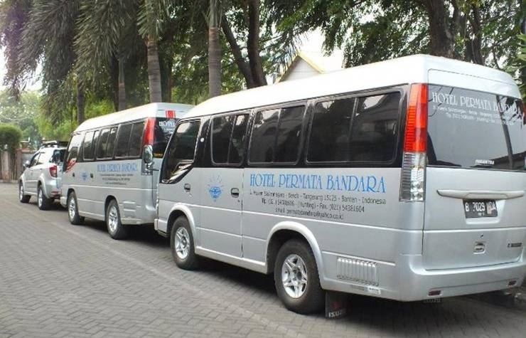 Hotel Permata Bandara Tangerang - Mobil