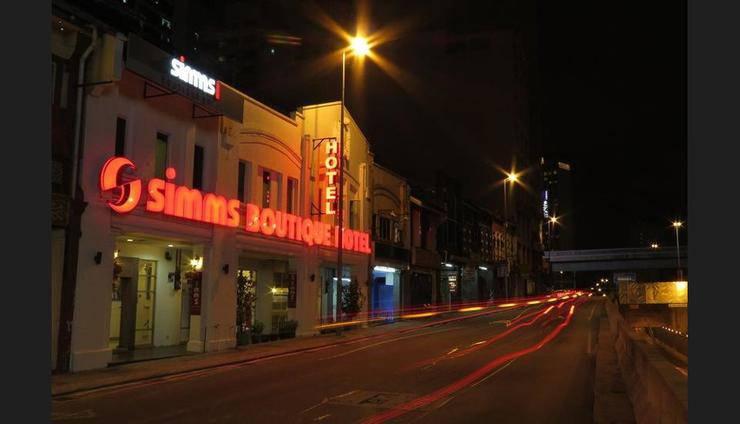OYO 318 Simms Boutique Hotel Kuala Lumpur - Featured Image