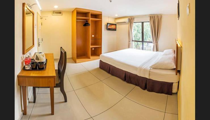 Tarif Hotel My Hotel Sentral (Kuala Lumpur)