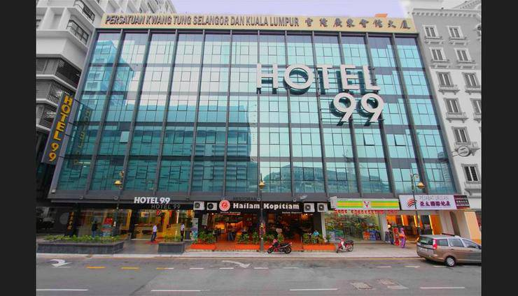 Hotel 99 Pudu Kuala Lumpur - Featured Image