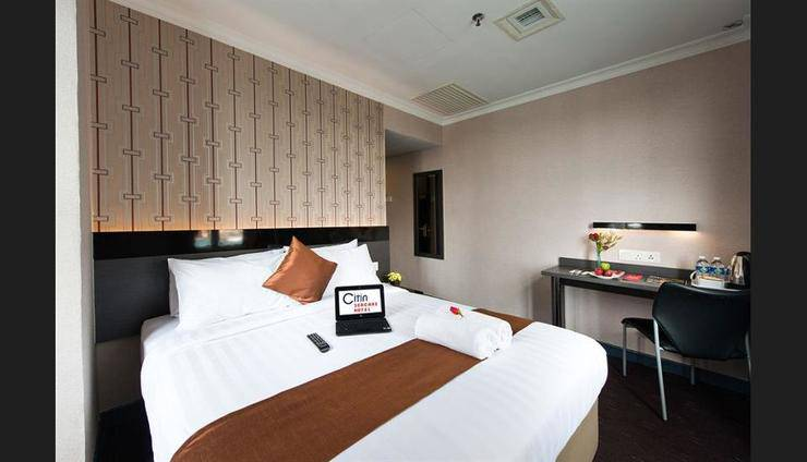 Review Hotel Citin Seacare Pudu by Compass Hospitality (Kuala Lumpur)