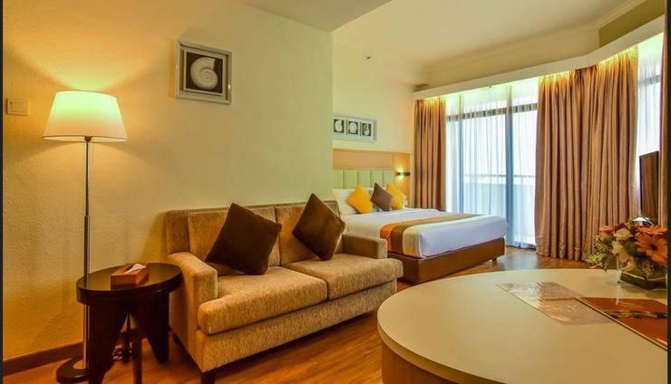 Alamat Harga Kamar Hotel Sentral Seaview, Penang - Penang