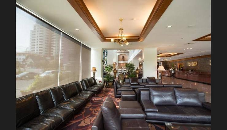 Alamat TK Palace Hotel - Bangkok
