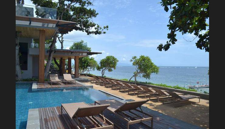 Maya Sanur Resort & Spa Bali - Beach/Ocean View