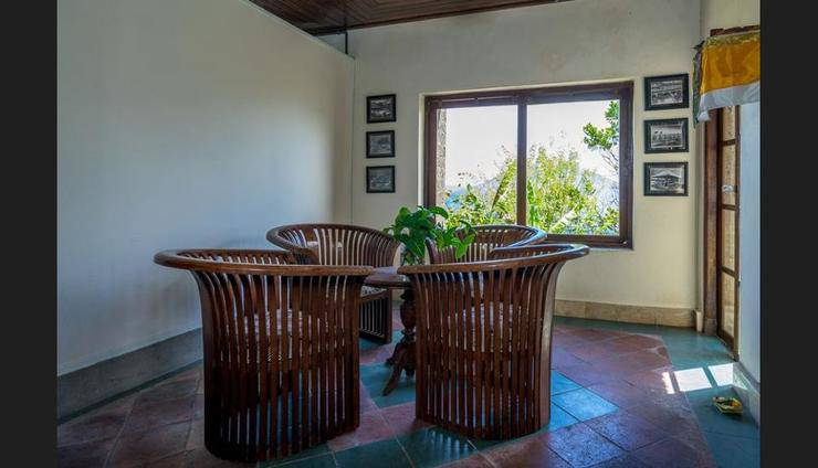 Lakeview Eco Lodge Bali - Living Room
