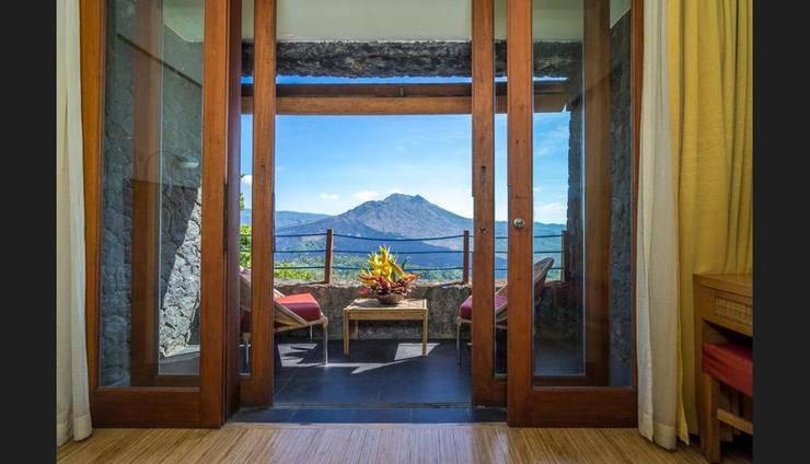 Lakeview Eco Lodge Bali - Balcony