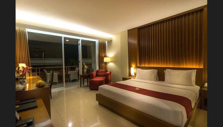 Alamat Seminyak Square Hotel - Bali