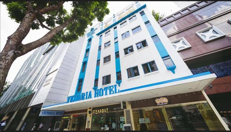 Victoria Hotel Singapore - Featured Image