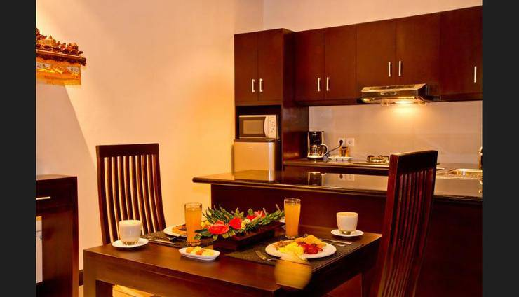 My Villas in Bali - In-Room Dining