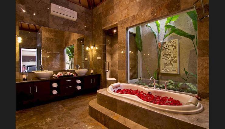 My Villas in Bali - Bathroom