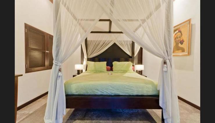 Villa Mahkota Seminyak - Guestroom