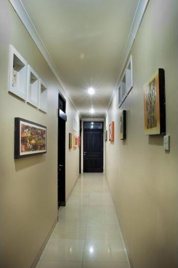 Sindhu Mertha Suite Bali - Hallway