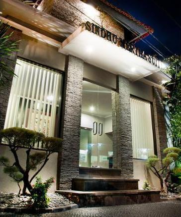 Sindhu Mertha Suite Bali - Hotel Entrance