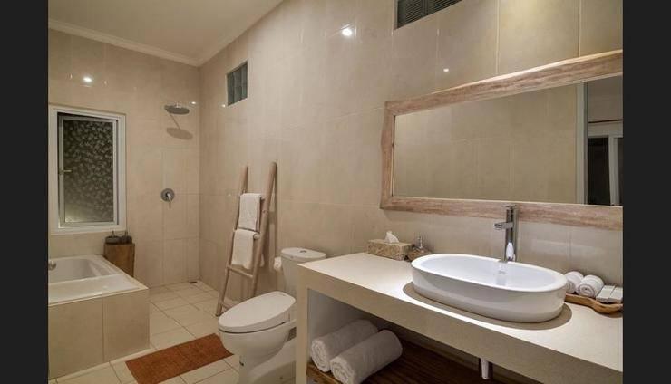 Selog Villa Bali - Bathroom