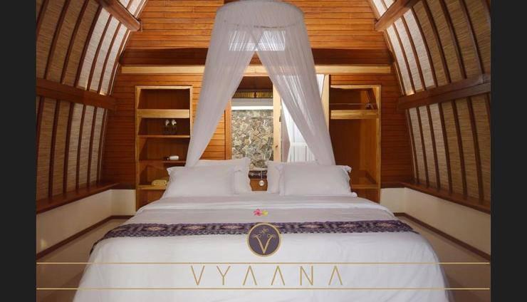 Vyaana Gili Air Lombok - Guestroom