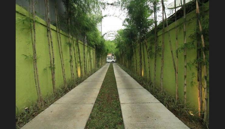 Green Bird Villa Bali - Sports Facility