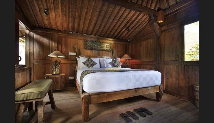 Madani Antique Villas Bali - Guestroom