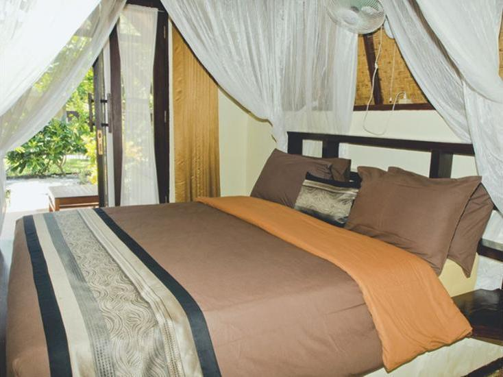 Gili Air Bungalows Lombok - Guestroom