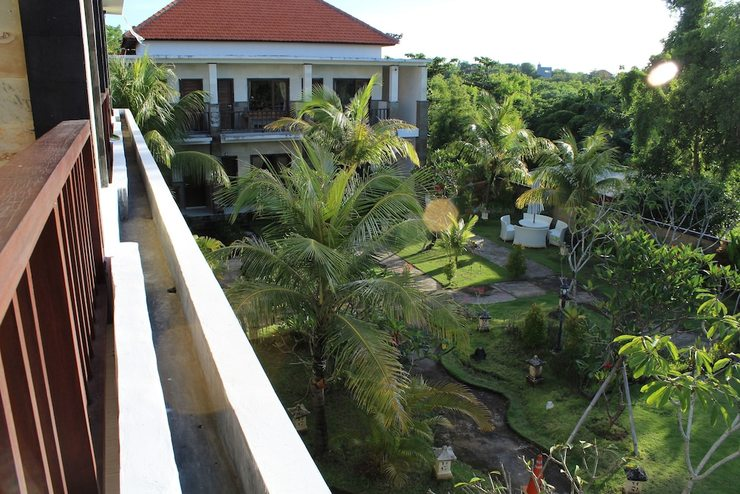 Rencang Family Homestay Bali - View from Hotel
