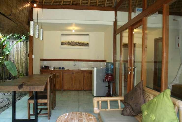 De Dalam Bali - In-Room Kitchenette