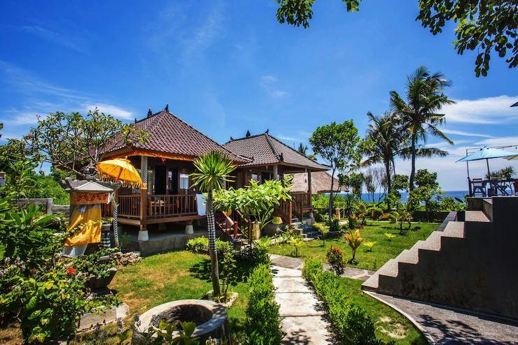 The Ocean Villas Sunset Ceningan Bali - Featured Image