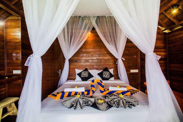 The Ocean Villas Sunset Ceningan Bali - Guestroom