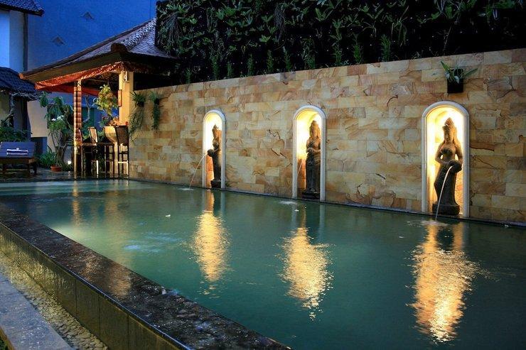Hotel Taman Ayu Legian Bali - Featured Image