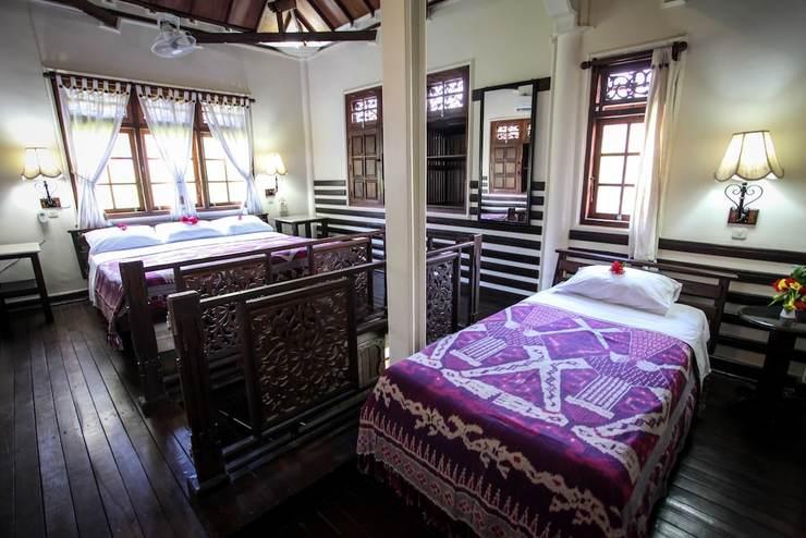 Martas Hotel Gili Trawangan Lombok - Guestroom View