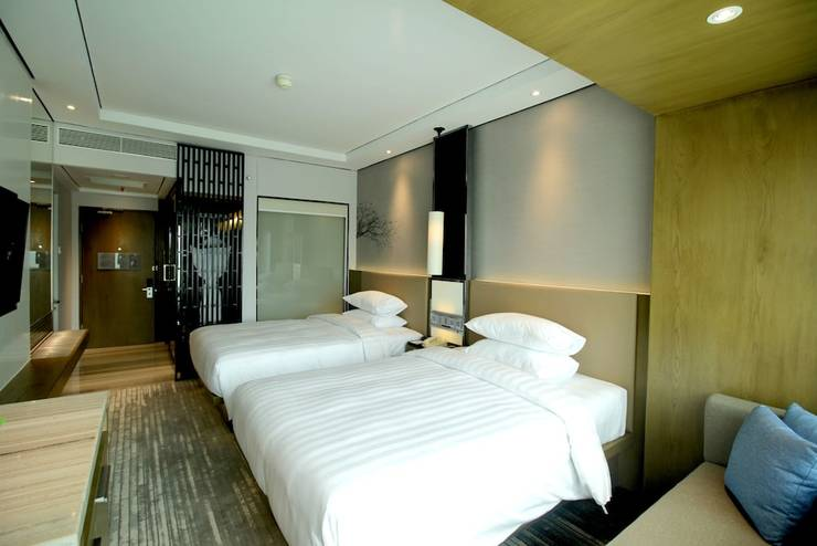 Courtyard by Marriott Bandung Dago Bandung - Guestroom