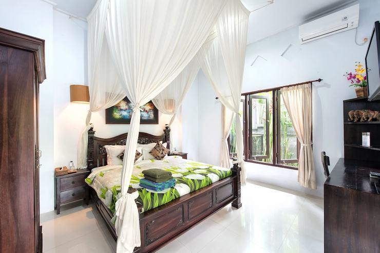 Amomaya Villa Bali - Guestroom View