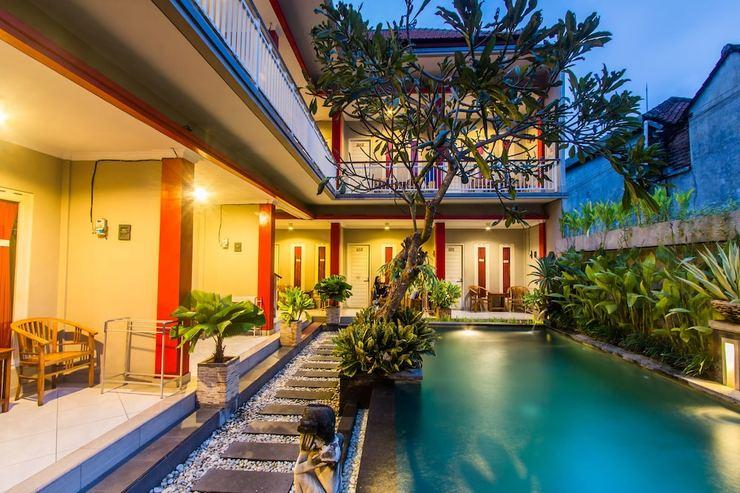 Rabasta Angkul Angkul Beach Inn Kuta Bali - Featured Image