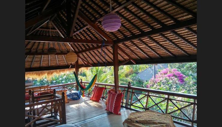 Sejuk Cottages Lombok - Hotel Interior