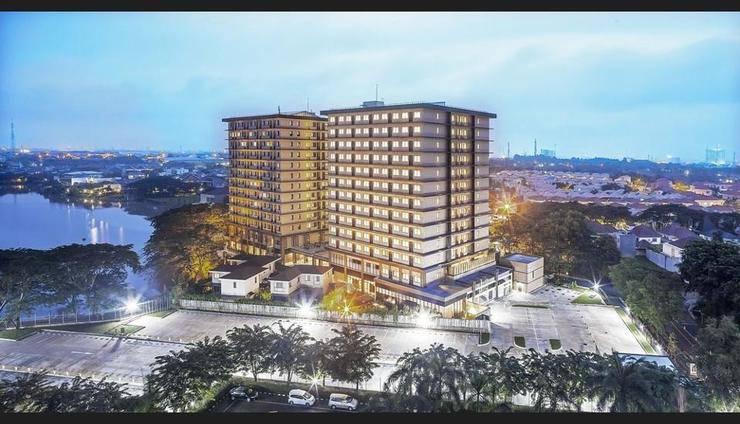 AXIA South Cikarang Service Apartment Bekasi - Featured Image