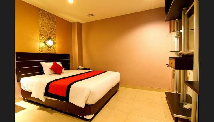 Citi M Hotel Jakarta - Guestroom