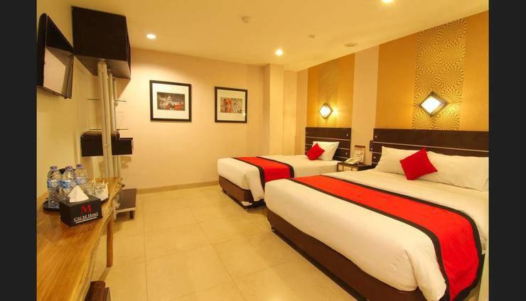 Citi M Hotel Jakarta - Featured Image