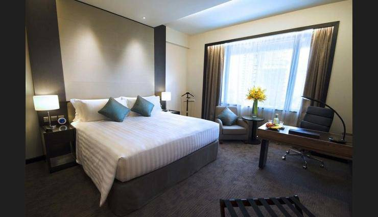 Pan Pacific Orchard - Guestroom