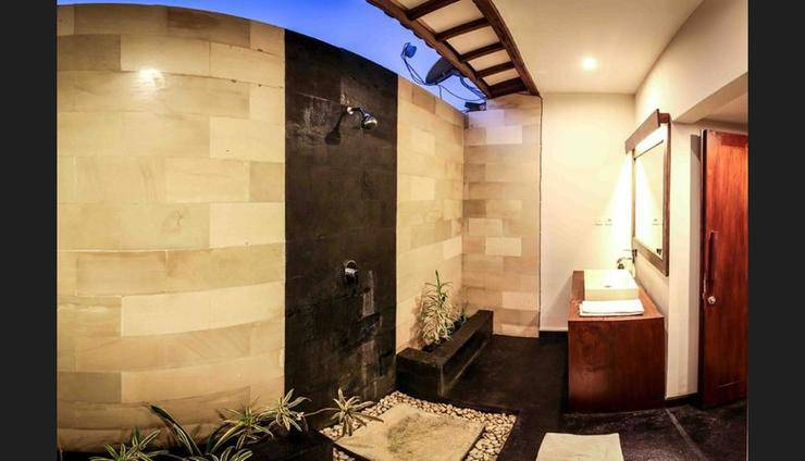 Bale Sampan Bungalows Gili Trawangan - Bathroom