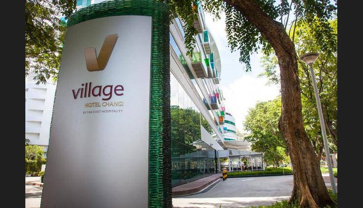 Village Hotel Changi - Featured Image