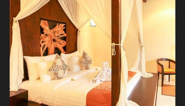Theanna Eco Villa and Spa Bali - Guestroom