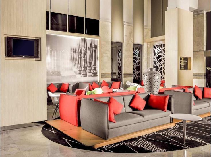 ibis Kemayoran Jakarta - Hotel Front