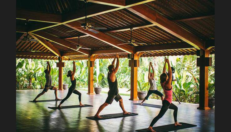 Komune Resort & Beach Club Bali - Yoga
