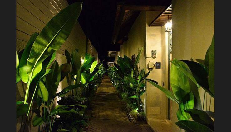 Zoe Villa Bali - Hallway