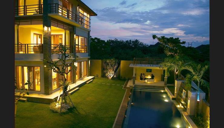 Blue Rose Villa Bali - Featured Image
